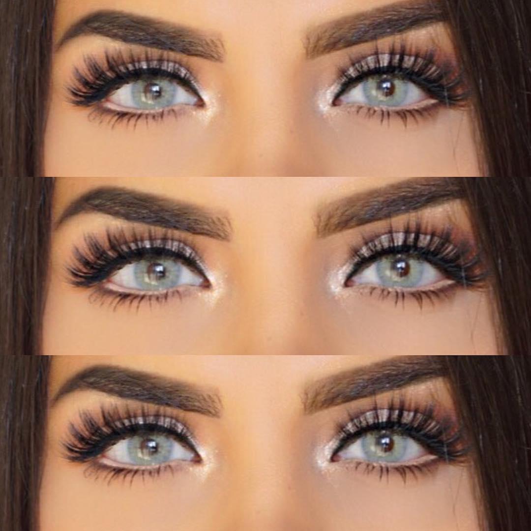 Diamond Grey Susi Lenses