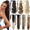 Ponytail Extension One – Piece